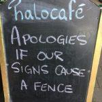 a-fence