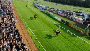 Fflos Las Racecourse