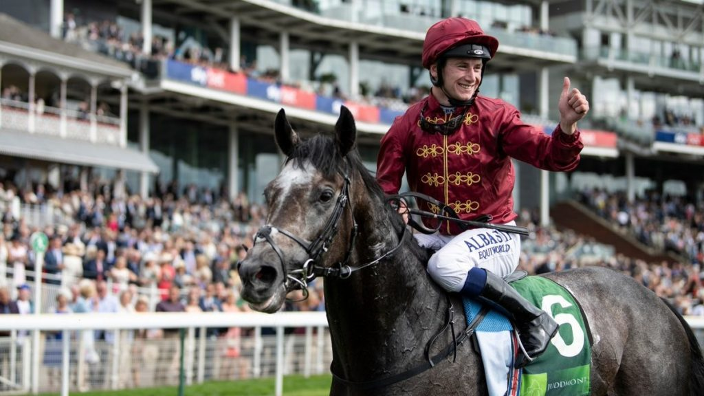 Roaring Lion Will Continue Dominance At British Champion Stakes