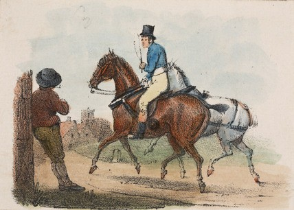 A Brief History of UK Horse Racing