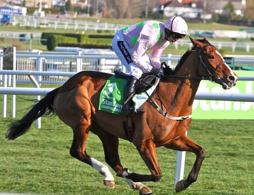 Faugheen Can Deliver Magical Farewell Over Fences at Cheltenham